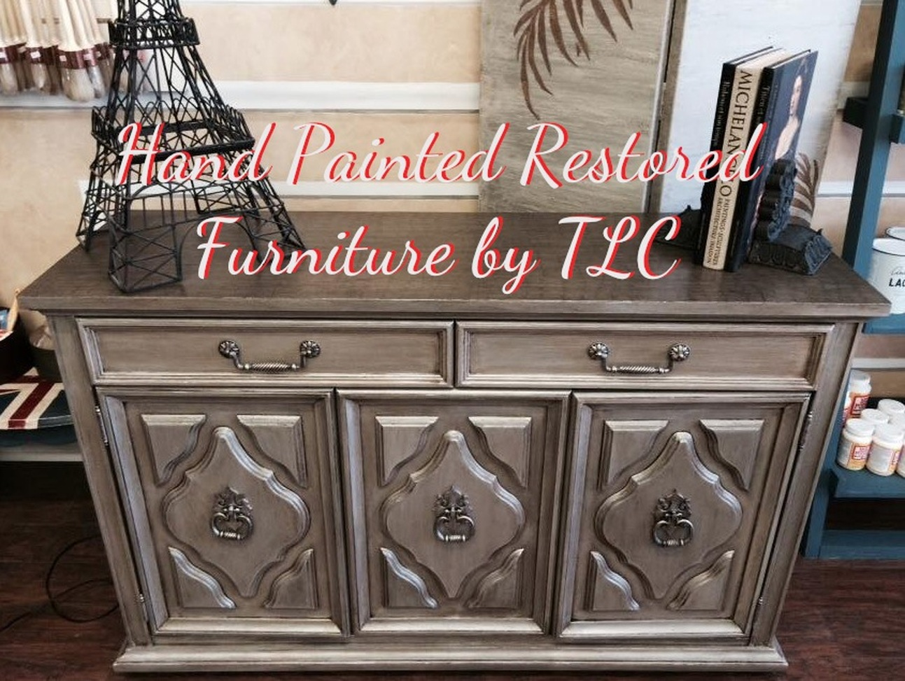 refinished furniture in Fort Lauderdale