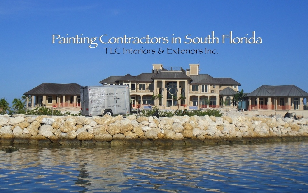 about tlc painters in south florida marathon and the