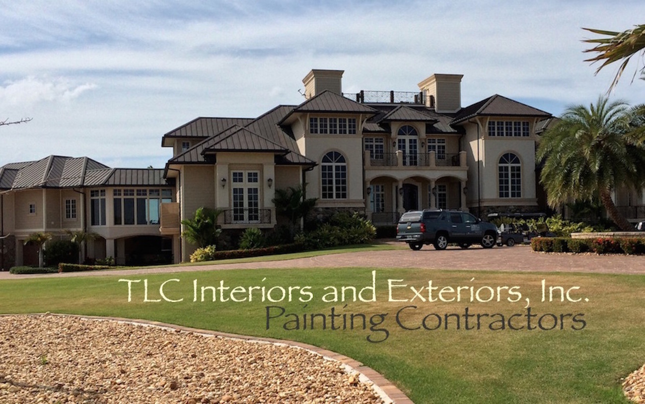 Contact tlc design and faux finish painters for House painting miami