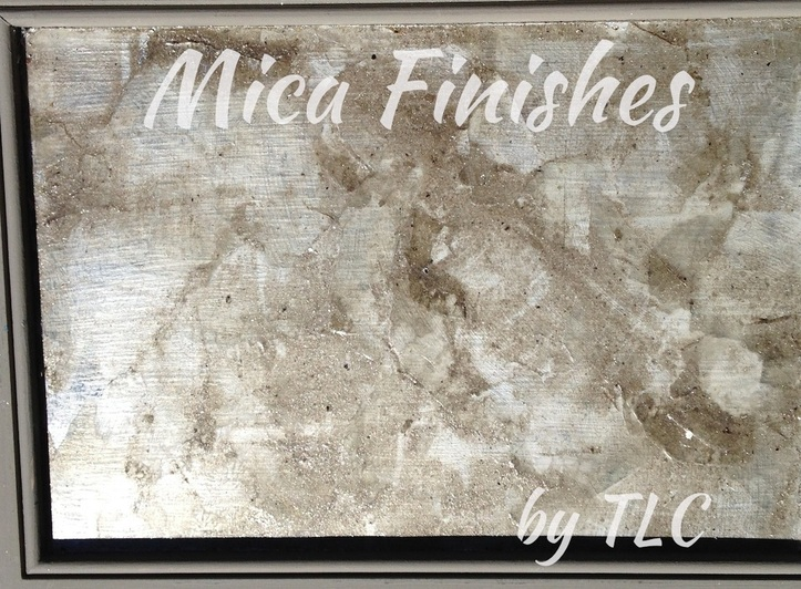 Mica finishes